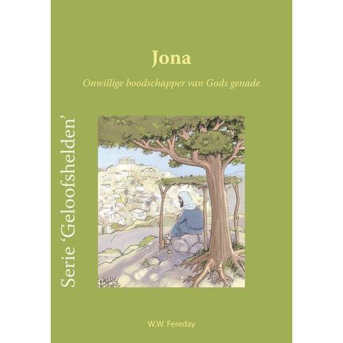 Serie 'Geloofshelden': Jona, onwillige boodschapper van Gods genade.