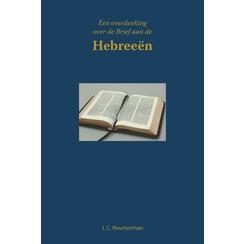 Overdenking over de Brief aan de Hebreeën.