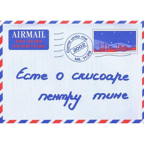 Moldavisch : Een Brief voor jou