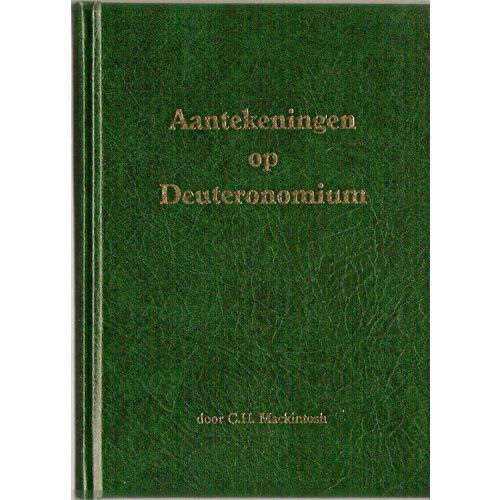 Aantekeningen op Deuteronomium