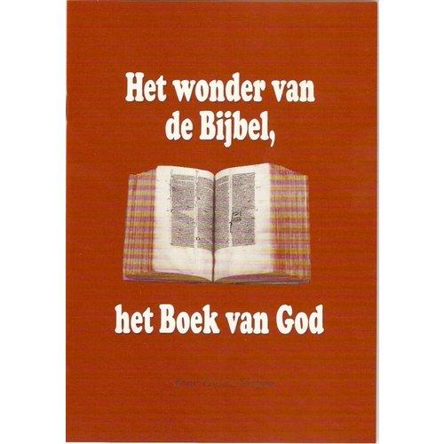 Het wonder van de Bijbel, het Boek van God