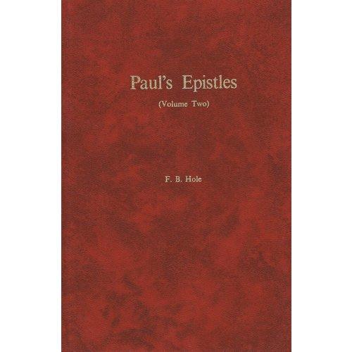 Paul's Epistles, dl. 2 (Gal. - Filémon)