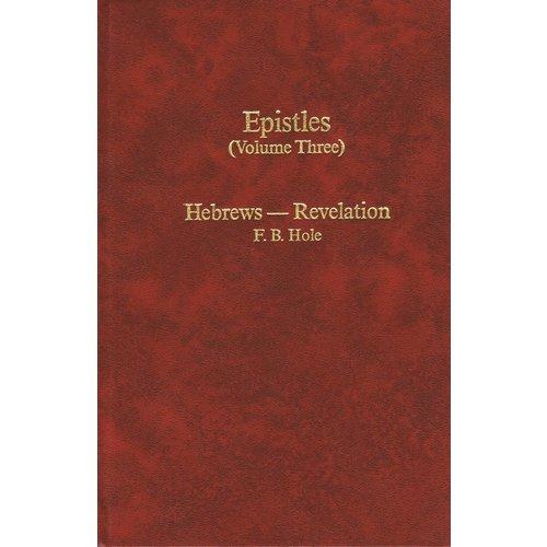 Paul's Epistles, dl. 3 (Hebr. - Openb.)