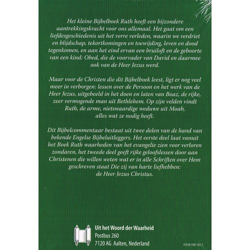 Groeien in genade (het Boek Ruth)