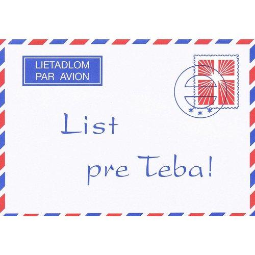 Slowaaks : Een Brief voor jou