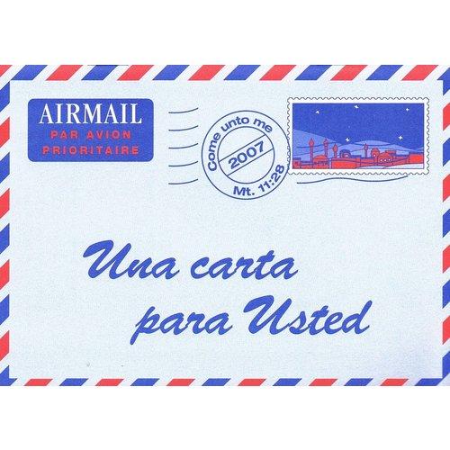 Spaans : Een Brief voor jou