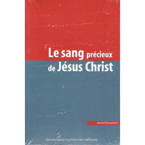 Le sang précieux de Jésus Christ
