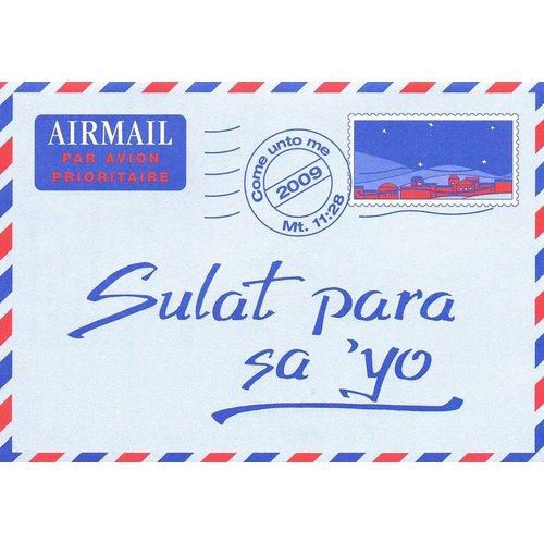 Tagalog (Filippijnen) : Een Brief voor jou