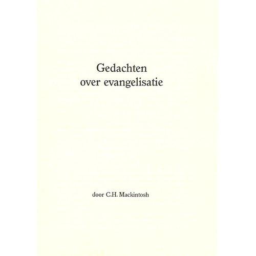 Gedachten over evangelisatie