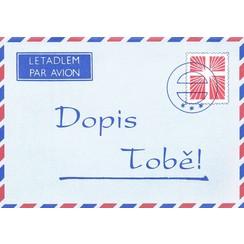 Tsjechisch : Een Brief voor jou
