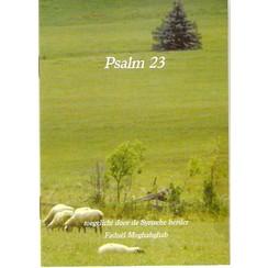 Psalm 23, toegelicht door de Syrische herder F. Moghabghab
