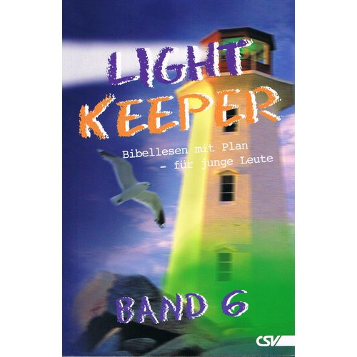 LightKeeper, Bibellesen mit Plan - Band 6