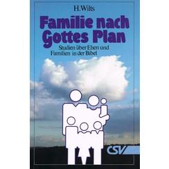 Familie nach Gottes Plan, Studien über Ehen und Familien in der Bibel