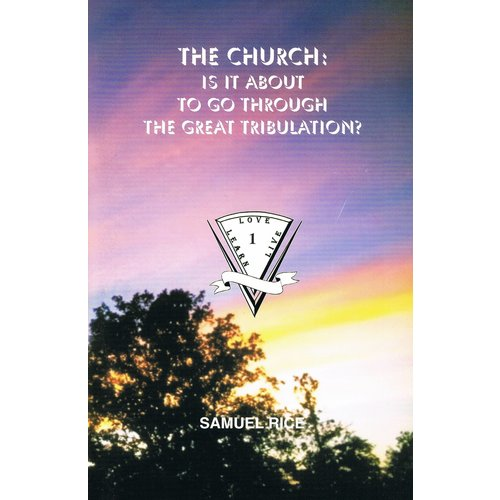 The Curch: is it about to go through the great tribulation?