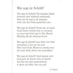 Gedichtenkaart 10