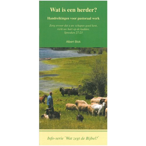 Wat is een herder?