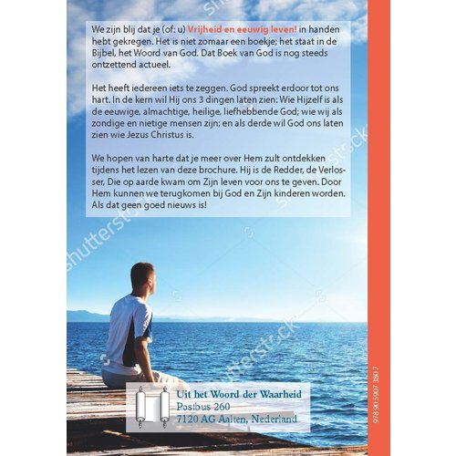 Vrijheid en eeuwig leven A6 (Johannes-Evangelie)