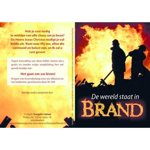 Traktaat: De wereld staat in brand