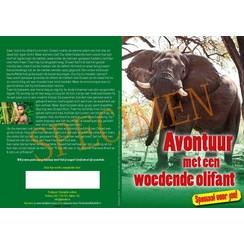 Traktaat: Avontuur met een woedende olifant (speciaal voor kinderen)