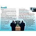 Traktaat: RONALD stoer, gezond, sportief!