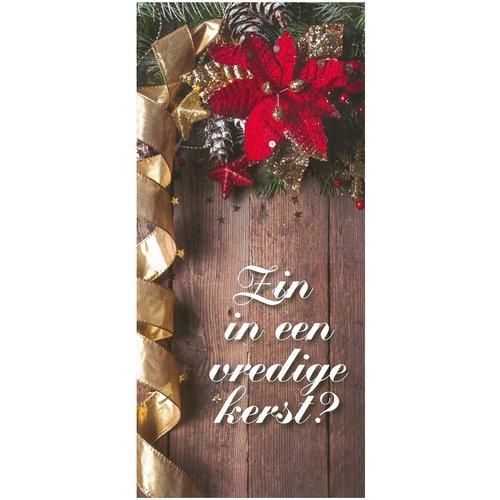 Traktaat: Zin in een vredige kerst?