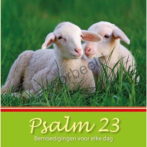 Geschenkboek: Psalm 23