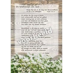 Ansichtkaart met gedicht 82-03