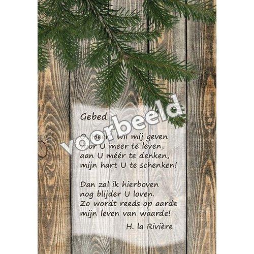 Ansichtkaart met gedicht 82-13