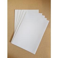 Enveloppen A6 wit en creme