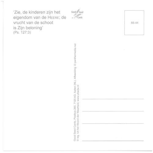 Enkelvoudige ansichtkaart 88-44