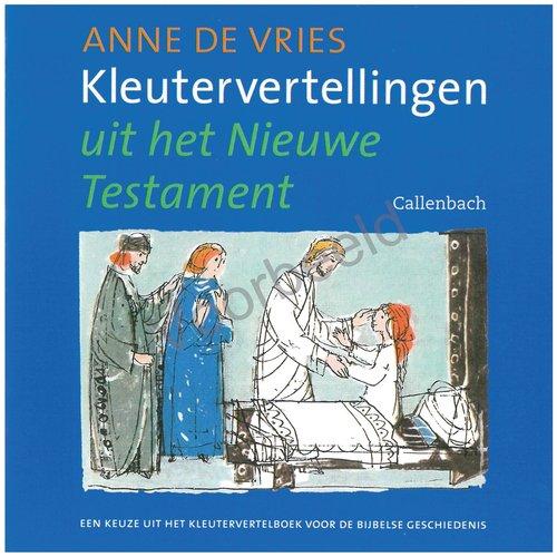 CD Kleutervertellingen uit het Nieuwe Testament