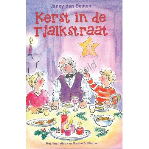 Kinderboek: Kerst in de Tjalkstraat