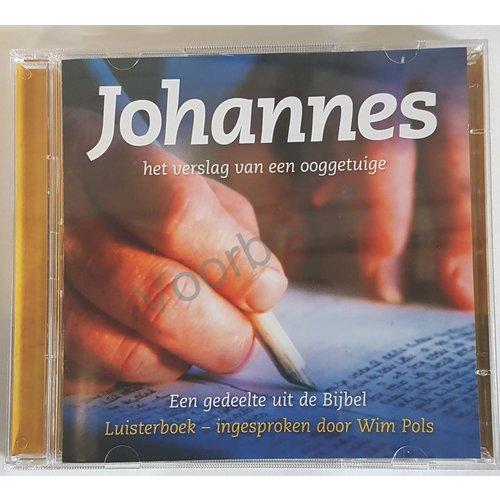 Luisterboek: Het verslag van een ooggetuige (Johannes evangelie 2 cd's)