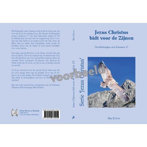 Serie 'Jezus Christus': Jezus Christus bidt voor de Zijnen - overdenkingen over Johannes 17