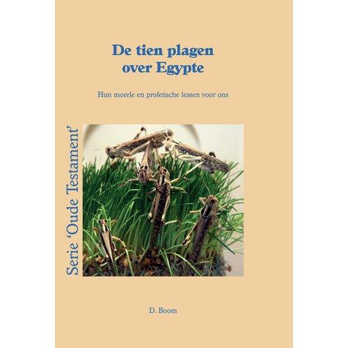 De tien plagen over Egypte