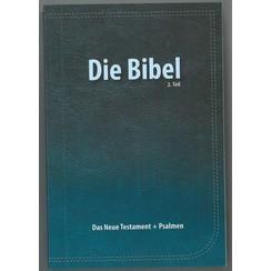 Nieuwe testament en psalmen (Duits) Elberfelder