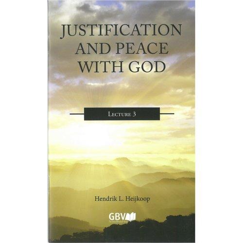 Serie 'Wat zegt de Bijbel': Justification and peace with God