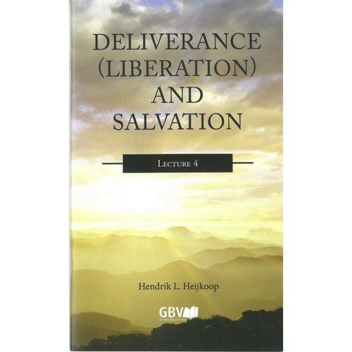 Serie 'Wat zegt de Bijbel: Deliverance ( Liberation) and salvation