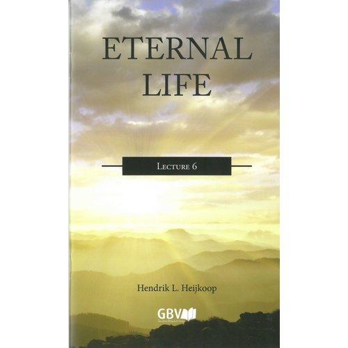 Serie 'Wat zegt de Bijbel': Eternal life
