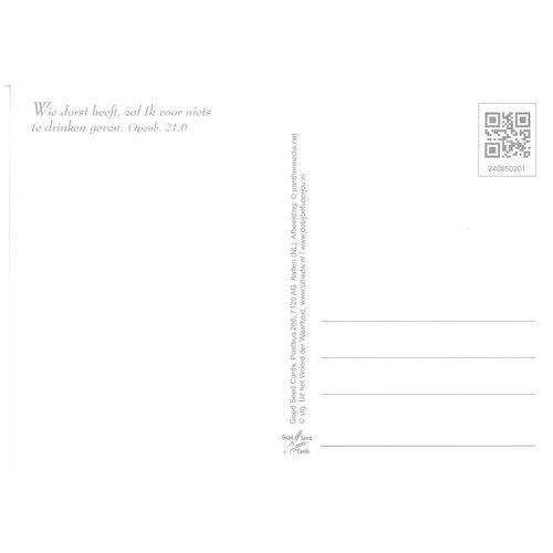 Enkelvoudige ansichtkaart 85-02