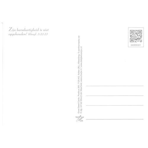 Enkelvoudige ansichtkaart 85-03