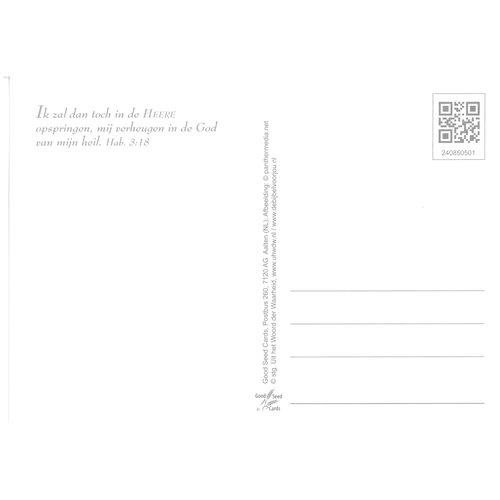 Enkelvoudige ansichtkaart 85-05