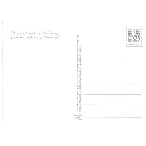 Enkelvoudige ansichtkaart 85-11