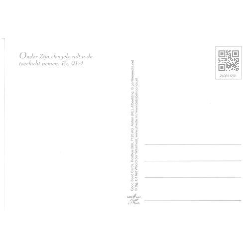 Enkelvoudige ansichtkaart 85-12