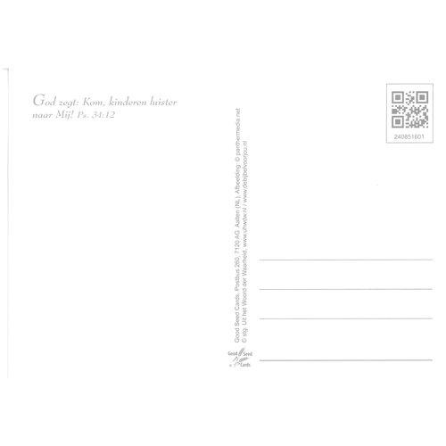 Enkelvoudige ansichtkaart 85-16