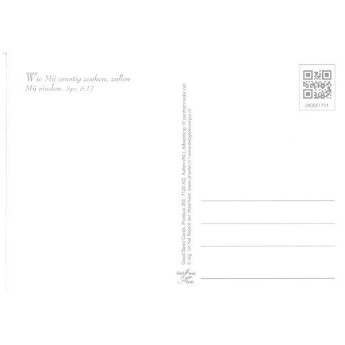 Enkelvoudige ansichtkaart 85-17