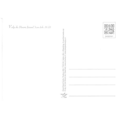 Enkelvoudige ansichtkaart 85-20