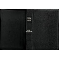 Engels: Bijbel Darby vertaling, leer, goudsnede, 10 x 15 cm