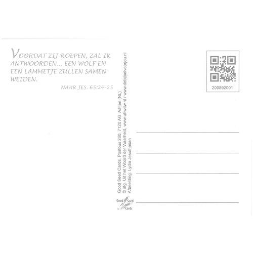 Ansichtkaart 89-20 luxe papier