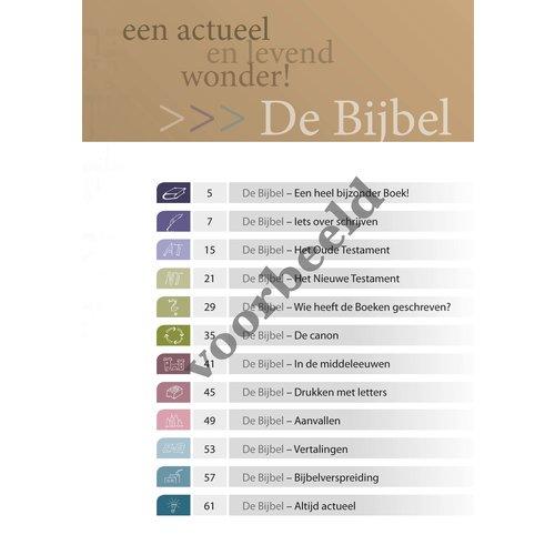 Het ontstaan van een bestseller: de Bijbel